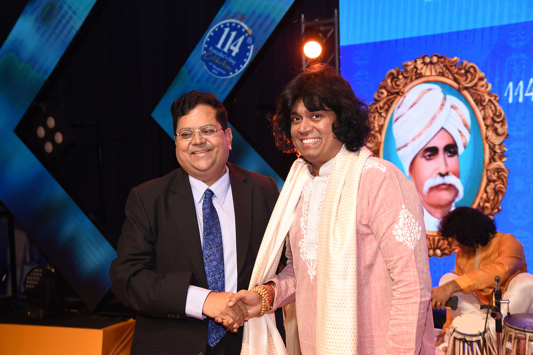 u-rajesh-mandolin-at-canara-bank-concert